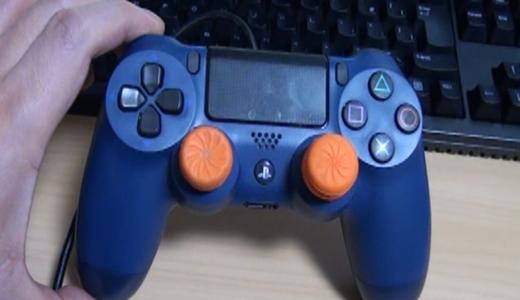 PS4コントローラーのフリークについて
